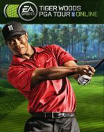 Tiger Woods PGA Tour Online Box Art