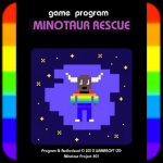 Solar Minotaur Rescue Frenzy Box Art