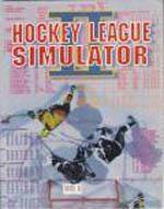 Hockey League Simulator 2 Box Art