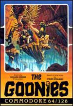 The Goonies Box Art