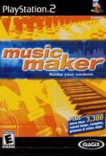 Music Maker Box Art
