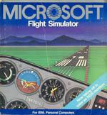 Microsoft Flight Simulator (v2.0) Box Art