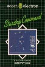 Starship Command Box Art