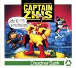 Captain Zins Box Art