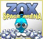 ZoX Universe: Space Arena Box Art