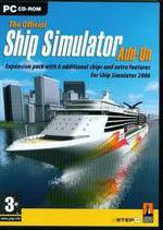 The Official Ship Simulator 2006 Add-On Box Art