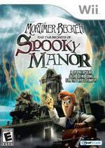 Mortimer Beckett and the Secrets of the Spooky Manor Box Art