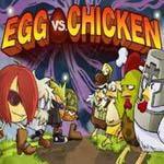 Egg vs. Chicken Box Art