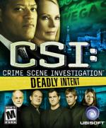 CSI: Deadly Intent Box Art