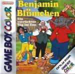 Benjamin Blumchen: Ein verruckter Tag Im Zoo Box Art