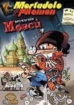 Mortadelo y Filemón: Operación Moscú Box Art