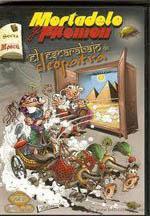 Mortadelo y Filemón: El Escarabajo de Cleopatra Box Art