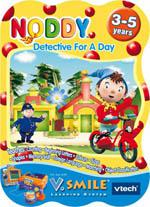 Noddy: Detective for a Day Box Art