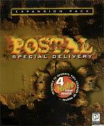 Postal: Special Delivery Box Art