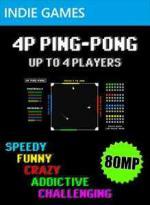 4P Ping-Pong Box Art