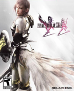 Final Fantasy XIII-2 Box Art