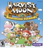 Harvest Moon: Sunshine Islands Box Art