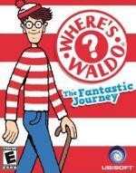 Where's Waldo?: The Fantastic Journey Box Art
