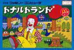 Donald Land Box Art