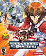 Yu-Gi-Oh! GX: The Beginning of Destiny Box Art