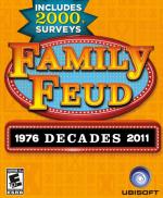 Family Feud Decades Box Art