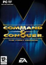 Command & Conquer: The First Decade Box Art