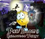 PacDoom III: Halloween Party Box Art