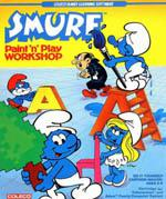 Smurf: Paint 'n' Play Workshop Box Art