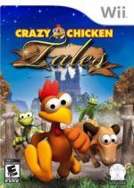 Crazy Chicken Tales Box Art