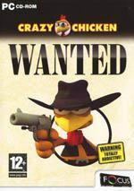 Crazy Chicken: Wanted Box Art