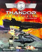 Thandor: The Invasion Box Art
