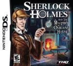 Sherlock Holmes and the Mystery of Osborne House Box Art