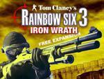 Tom Clancy's Rainbow Six 3: Iron Wrath Box Art