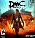 DmC Devil May Cry Box Art