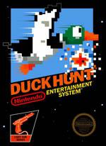 Duck Hunt Box Art