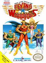 Flying Warriors Box Art