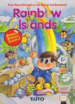 Rainbow Islands Box Art