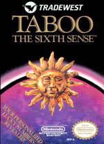 Taboo: The Sixth Sense Box Art