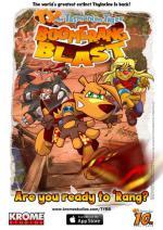 Ty the Tasmanian Tiger: Boomerang Blast Box Art