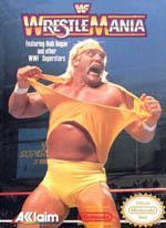 WWF WrestleMania Box Art