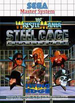 WWF WrestleMania: Steel Cage Challenge Box Art