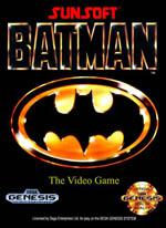 Batman: The Video Game Box Art