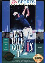 PGA Tour Golf II Box Art