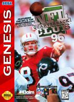 NFL Quarterback Club 96 Box Art
