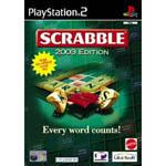 Scrabble 2003 Edition Box Art