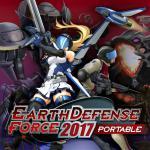 Earth Defense Force 2017 Portable Box Art