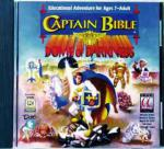 Captain Bible in the Dome of Darkness Box Art