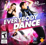 Everybody Dance Box Art