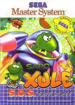 Sapo Xulé: S.O.S. Lagoa Poluída Box Art