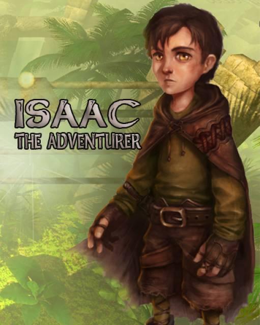 Isaac the Adventurer Box Art